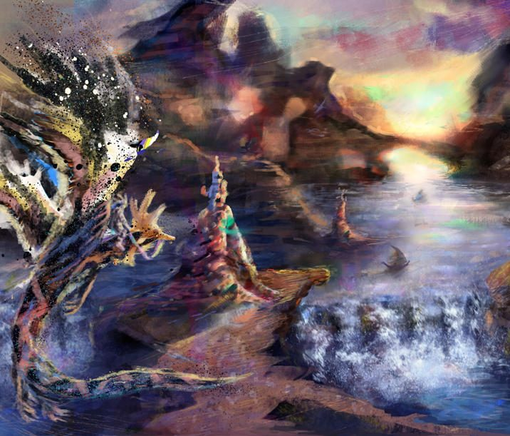 Fragments of Fantasy της Κωνσταντίνας Κοράκη